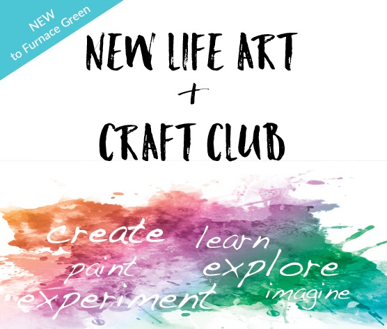 Art Club GFX for website page